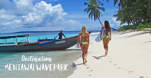 Rad clip of Kaloea Girls at Mentawai Wavepark!