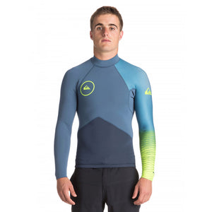 QUIKSILVER 2MM HIGHLINE SERIES - LONG SLEEVE NEOPRENE TOP