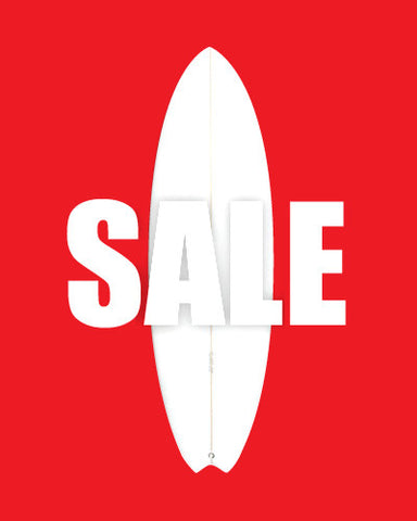 SALE FUNBOARDS ON NOW!