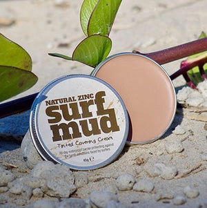 Surf Mud - Natural Zinc Covering Cream
