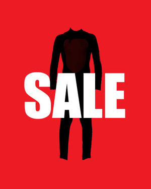 KIDS WETSUIT SALE ON NOW