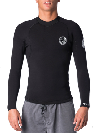 Ripcurl Ebomb 1.5mm Long Sleeve Wetsuit Jacket