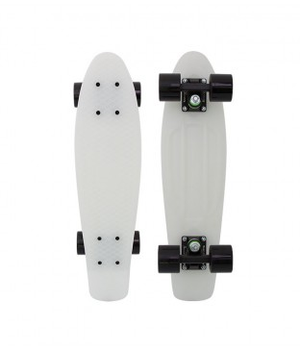 "PENNY CASPER GLOW IN THE DARK 22"" SKATEBOARD"