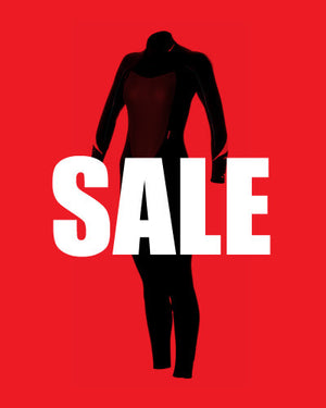 LADIES WETSUIT SALE ON NOW!
