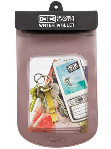 O&E WATER WALLET