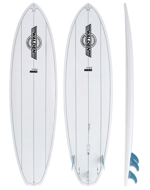 WALDEN MINI MEGA MAGIC 2 X2 LONGBOARD