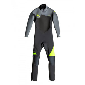 QUIKSILVER SYNCRO 3'2 GBS STEAMER $199.95