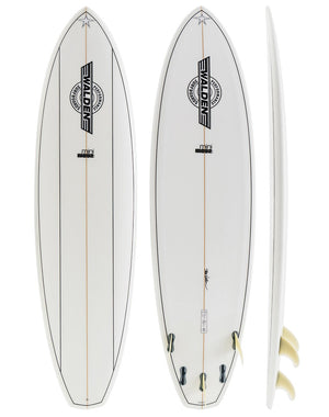 WALDEN MINI MEGA MAGIC 2 SLX SURFBOARD