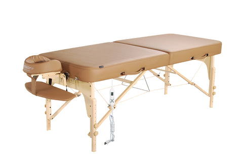 "Master Massage Phoenix 30"" Therma Top Portable Massage Table Package"