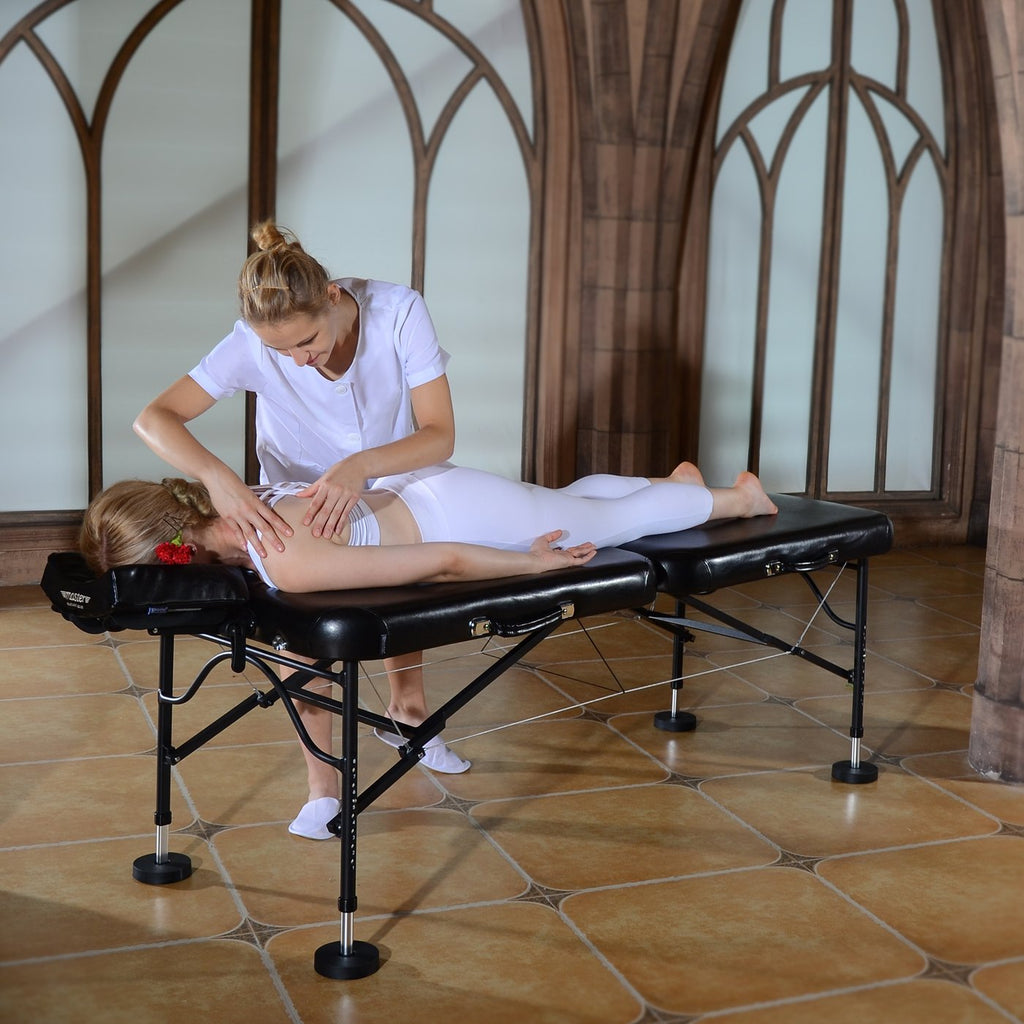 "Master Massage StratoMaster Air 30"" Portable Massage Table Package 26352"