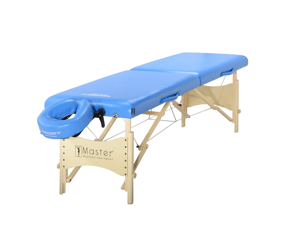 "Master Massage Skyline 28"" Portable Massage Table Package 16126"
