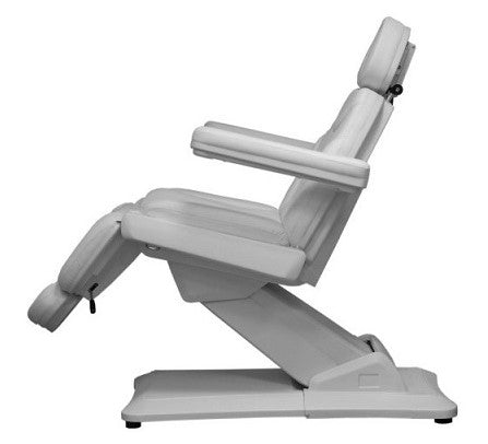 USA Salon & Spa Glo+ White Electric Massage Chair 2235D