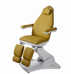 USA Salon & Spa Dia White Electric Massage Chair 2245A