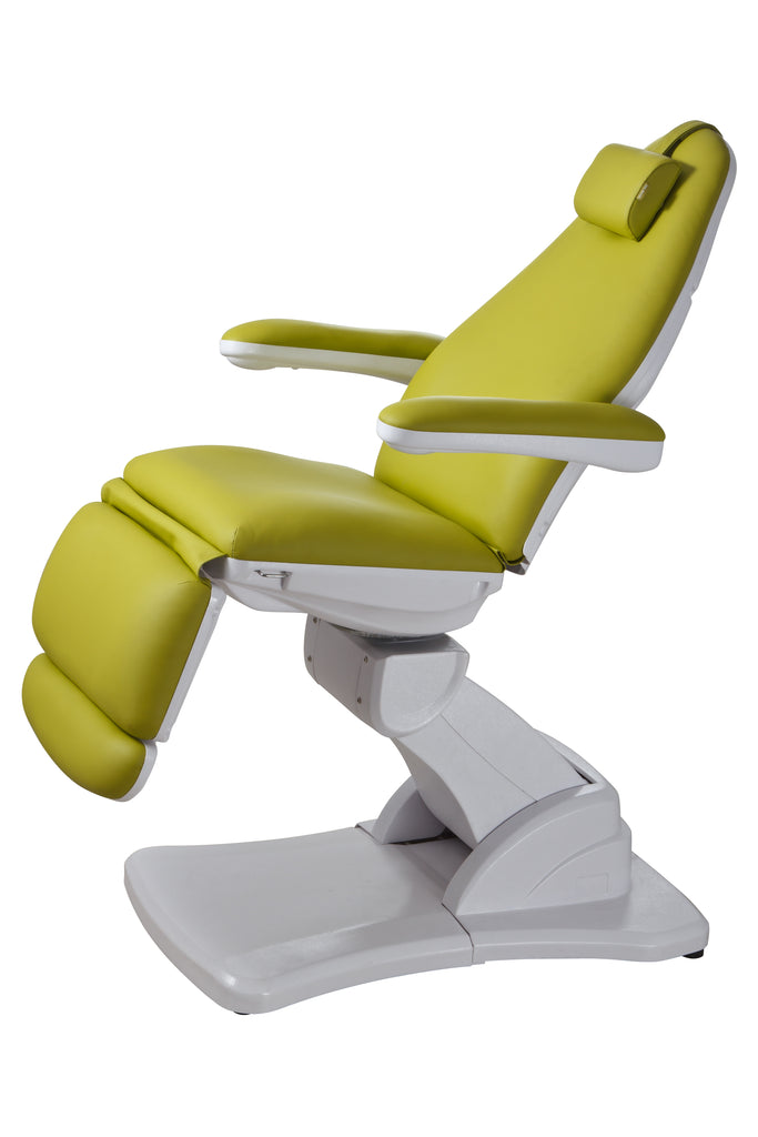 USA Salon & Spa Liss + White Electric Massage Chair 2245B