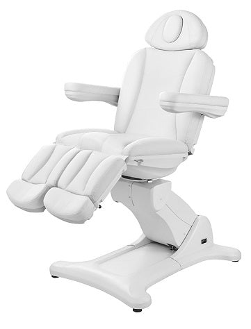 USA Salon & Spa Tantle White Electric Massage Chair 2246A