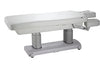 Image of USA Salon & Spa Ocili White Stationary Massage Table 2249