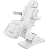 Image of USA Salon & Spa Lulant + White Stationary Massage Table 2250B