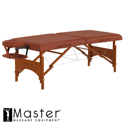"Master Massage Fairlane 25"" Sports Portable Massage Table Package 26262"