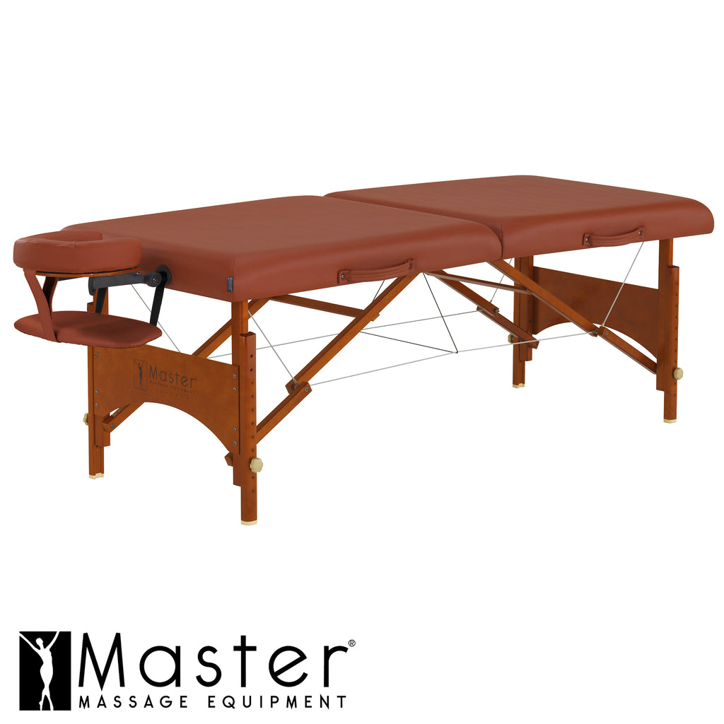 "Master Massage Fairlane 28"" Portable Massage Table Package 26263"