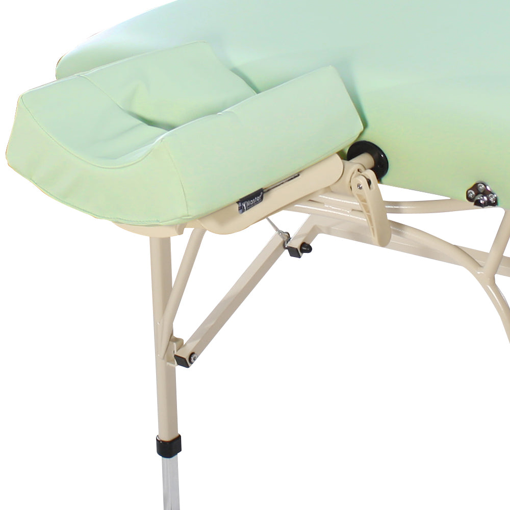 "Master Massage Bel Air 30"" Ultra Light Weight Aluminum Portable Massage Table Package 20247"