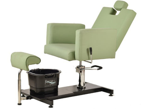 Napoli Pedi Station with Adjustable Height Chair PS13