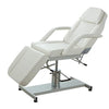 Image of USA Salon & Spa Abro White Stationary Massage Table 2207
