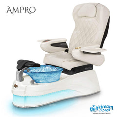 Image of GULFSTREAM AMPRO FREE PEDICURE STOOL PEDICURE SPA & MASSAGE CHAIR