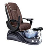 Image of Whale Spa Crane Italian Leather Pedicure Chair