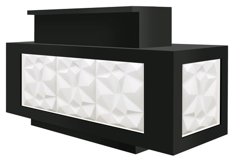 Whale Spa Facet LED Reception Desk SCFCT
