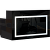 Image of Whale Spa Lume LED Lights Accent SPA Reception Desk SCLUME | Tempo Collection