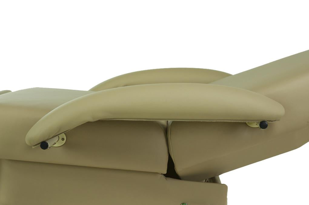 "Touch America Flex Armrests (6.5"" x 25"") 41005"