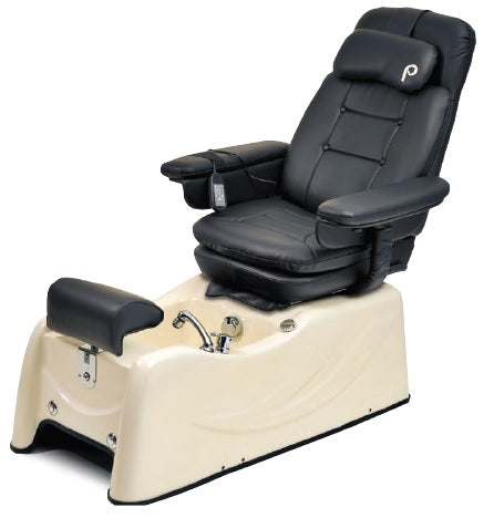 Venice Pedi Spa w/Massage and Recl. Beige Base PS77P
