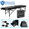 "Image of Master Massage StratoMaster Air 30"" Portable Massage Table Package 26352"