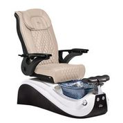 Whale Spa Victoria II w/ Optional Discharge Pump Pedicure Spa Chair