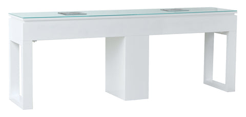 Whale Spa Valentino Lux Double Table w/ Flush Mount NM5750-2V