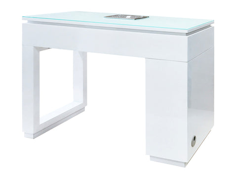 Whale Spa Valentino Lux Nail Table w/ Flush Mount NM5750V