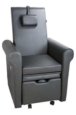 USA Salon & Spa Lumina Pedicure Chair Spa Equipment 4200(A12)