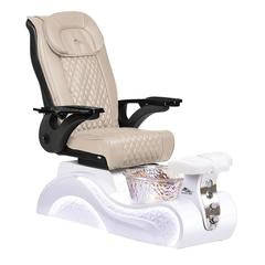 Whale Spa Lucent Massage controls built-in Pedicure Chair