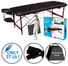 "Image of Master Massage Zephyr 28"" Portable Massage Table 24351"