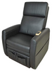 Image of Pibbs PS9 Lounge Pedicure Chair w/ Vibration Massage