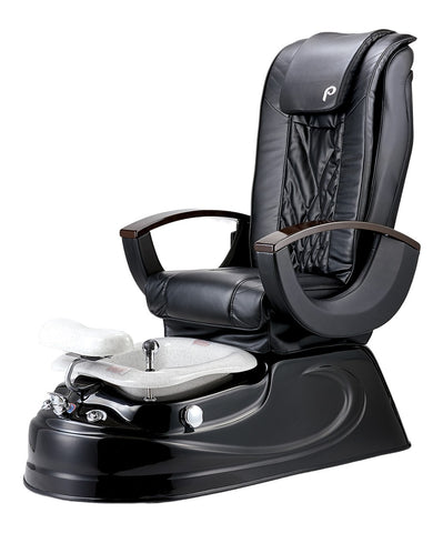 Pibbs Granito Jet Pedi Spa with Shiatsu Massage Chair PS75M
