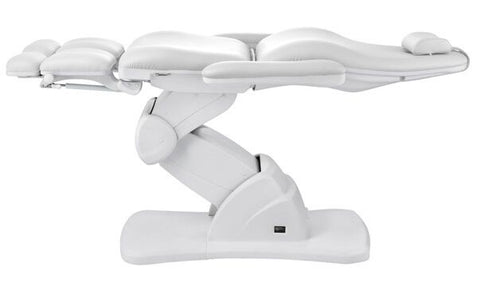 USA Salon & Spa Nious + White Stationary Massage Table 2244A