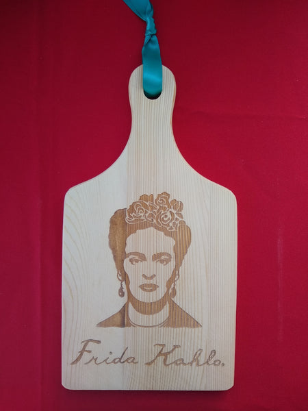 Frida Kahlo decorative board
