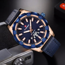 Naviforce 9118 Blue Dream Men Watch