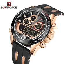 Naviforce 3003 Piper Men Watch - Black