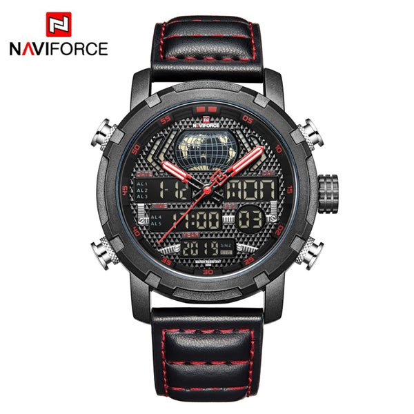 Naviforce 9160 Plasmabolt Premium Watch