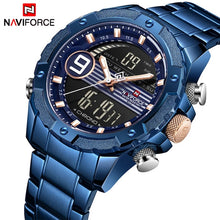 Naviforce 9146 Jackhammer Premium Watch