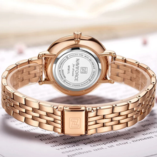 Naviforce 5017 Signora Women Watch - Rose Gold