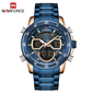 Naviforce 9189 Antoine Men Watch - Blue