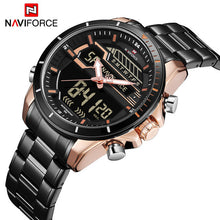Naviforce 9133 Monster Tanus Watch